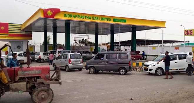 10 CNG pumps to come up in Karnal