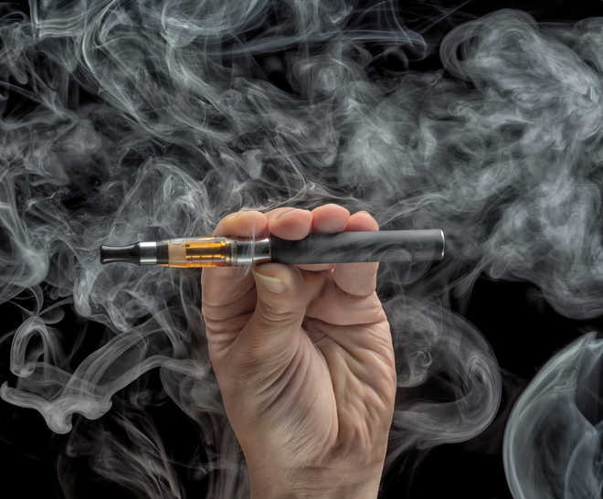 Flavoured e-cigarettes may worsen asthma symptoms: Study