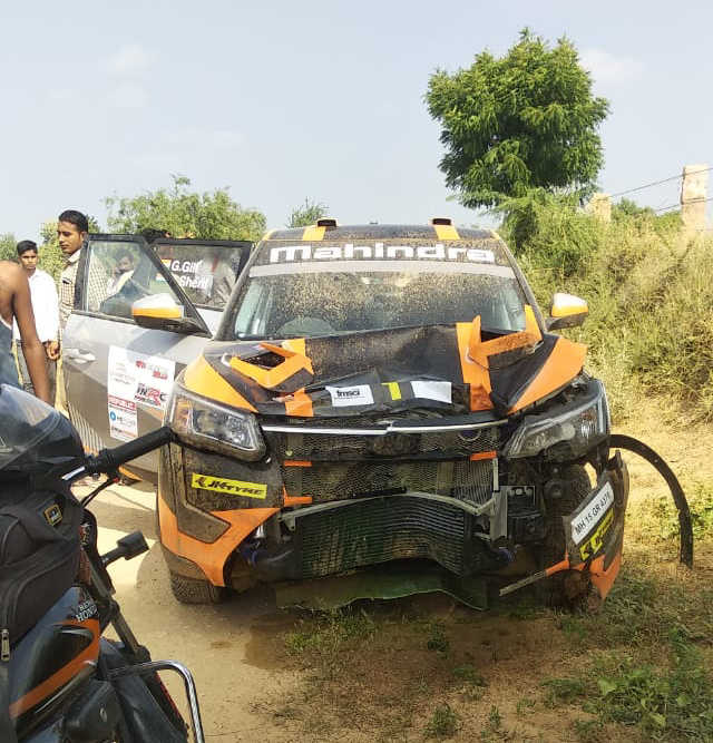 Jodhpur leg of INRC cancelled after 3 die in crash involving Arjuna awardee Gaurav Gill