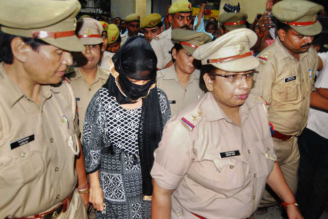 Law student, who accused Chinmayanand of rape, among 4 booked for extortion