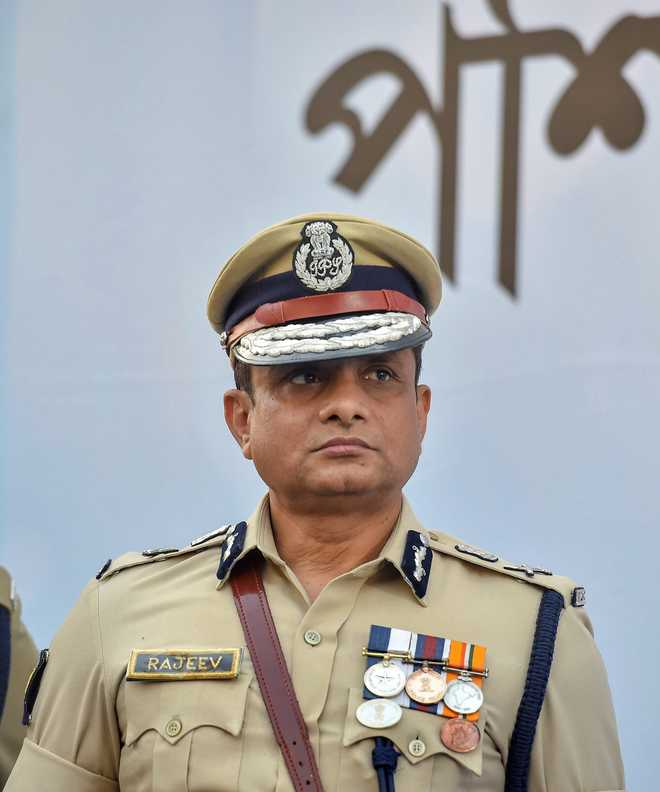 Kolkata court rejects top cop Rajeev Kumar's anticipatory bail application