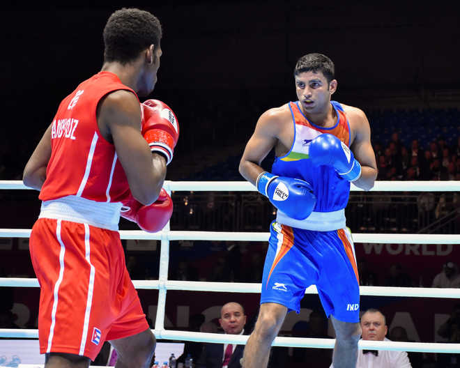 A silver worth its weight in gold: Panghal ends 2nd at world championships