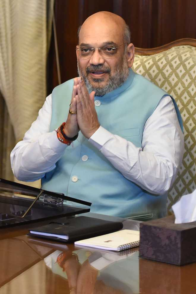 Shah asks BJP MPs to promote cleanliness campaign, Centre's 'pro-poor' schemes on Gandhi Jayanti