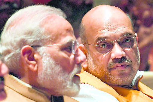BJP and the masters' voice