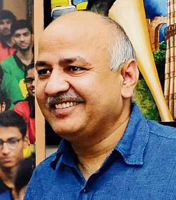 Sisodia wants 6% of GDP for education