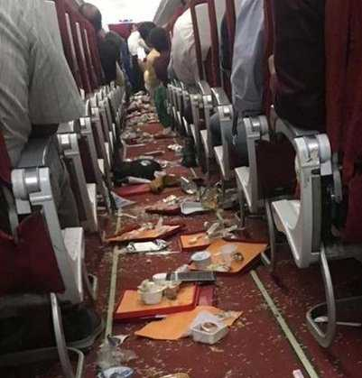 2 Air India planes suffer damages after hitting air turbulence; crew injured
