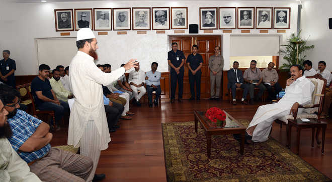 J&K panchayat leadership Centre's only link in Valley
