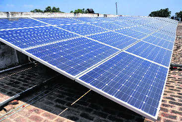 UT makes solar power plant installation easy