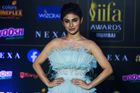 Bollywood actress Mouni Roy arrives for the 20th International Indian Film Academy (IIFA) Awards at NSCI Dome in Mumbai on September 18, 2019. — AFP