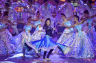 Bollywood actor Madhuri Dixit Nene performs at the 20th IIFA awards ceremony in Mumbai on September 19, 2019. — PTI