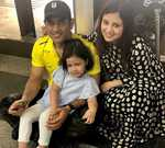 Sakshi Dhoni finally breaks silence on MS Dhoni's retirement 'rumours'
