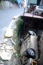 Overspeeding behind 62% accidents in hilly areas
