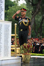 Raising day: Tributes paid to martyrs at Western Command
