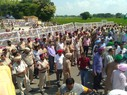 Farmers lay siege in Patiala to seek pardon for murder convict